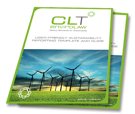 GRI USER FRIENDLY SUSTAINABILITY REPORTING TEMPLATE AND GUIDE