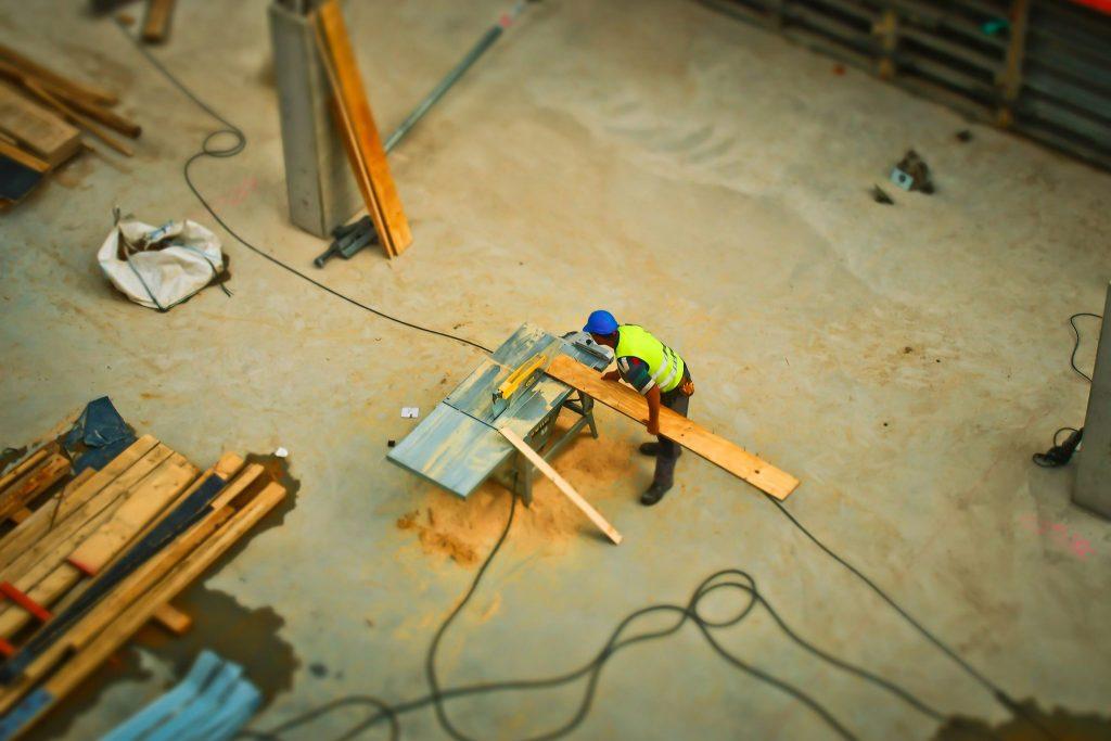 man machining wood Ardea International - Modern Slavery | Human Rights | Sustainability