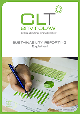 Sustianability reporting explained