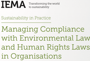 sustainability, human rights, environmental law
