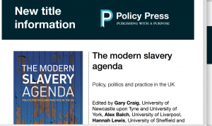 Ardea International- The Modern Slavery Agenda