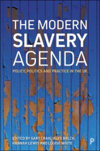 The Modern Slavery Agenda, Ardea International